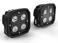 DENALI D4 2.0 Trioptic LED Aux Light Kit with DataDim Technology
