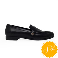 Hermes Leather Loafers