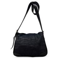 Prada Denim Messenger Bag