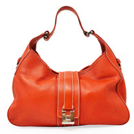 Lambertson Truex Orange Purse