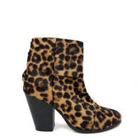 Rag & Bone Leopard Newbury Booties