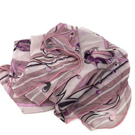 Pucci Pink Paisley Scarf
