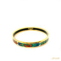 Hermès Geometric Bracelet