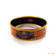Hermès Leopard Bracelet
