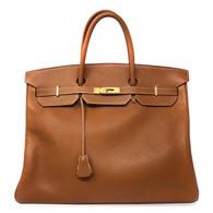 Hermès Gold Birkin 40