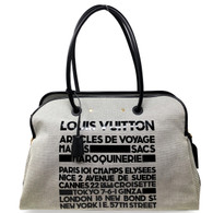 Louis Vuitton Articles de Voyage Bag
