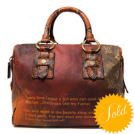 Louis Vuitton Mancrazy Handbag