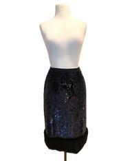 Dolce & Gabbana Sequin Skirt
