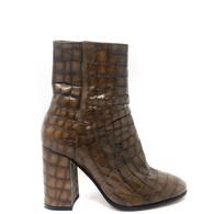 Garrick Croc Booties