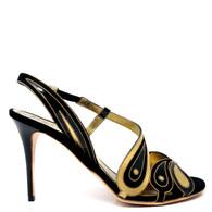 Alexander McQueen Chain Heels