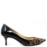 Louboutin Leopard Pigalle Heels