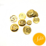 Chanel Assorted Buttons