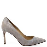 Manolo Blahnik Dotted Heels