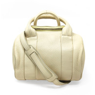 Alexander Wang Cream Rockie Bag