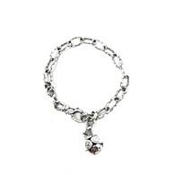 John Hardy Ball Charm Bracelet
