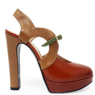 Robert Clergerie Platform Heels