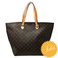 Louis Vuitton All-In MM Tote