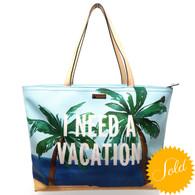 Kate Spade Vacation Tote
