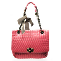 Lanvin Pink Happy Purse
