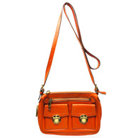 Marc Jacobs Orange Crossbody