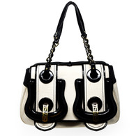 Fendi B-Buckle Purse