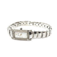 Bulova Swarovski Watch