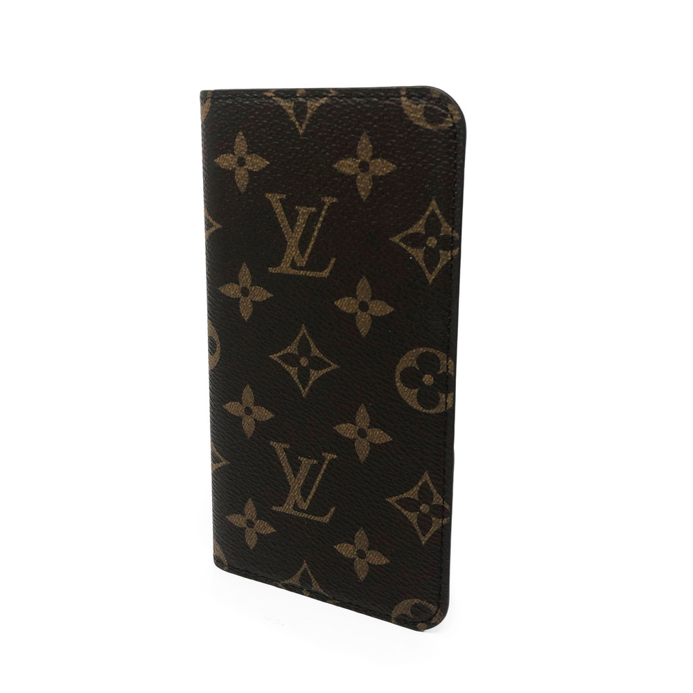 buy popular facd8 e3e1f Louis Vuitton iPhone 8+ Case at Secondi Consignment