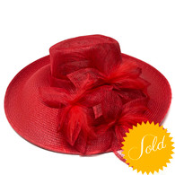 Something Special Derby Hat