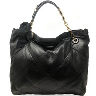 Lanvin Black Amalia Purse