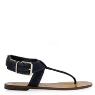 Burberry Denim Sandals