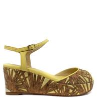 Jimmy Choo Yellow Heels