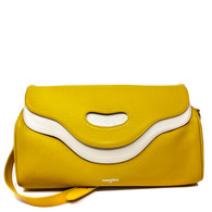 Fonfrège Yellow Handbag