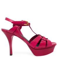 YSL Fuchsia Tribute Heel