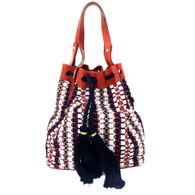 Jimmy Choo Canvas Handbag
