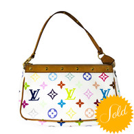 Louis Vuitton Multicolore Pochette Purse