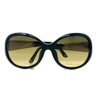 Gucci Gold-Plated Sunglasses