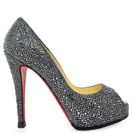 Louboutin Very Riche Heels