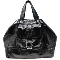 Tod's Patent Tote