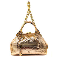 Marc Jacobs Rose Gold Stam Bag