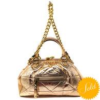 Marc Jacobs Rose Gold Stam Bag