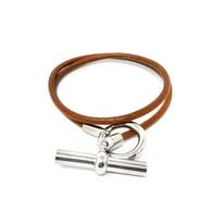 Hermès Glenan Wrap Bracelet