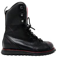 Prada Black Combat Boots
