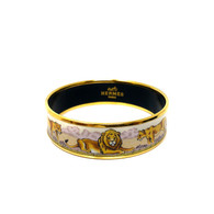 Hermès Lion Pride Bracelet