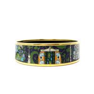 Hermès Purse Print Bracelet