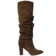 Manolo Blahnik Scrunch Boots