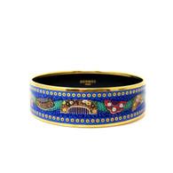 Hermès Combs Print Bracelet