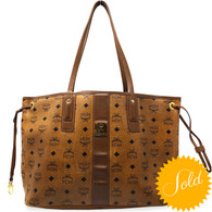 MCM Medium Liz Shopper