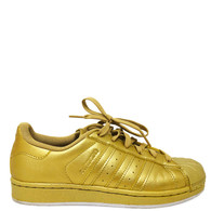 Adidas Gold Superstar Sneakers