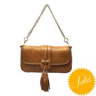 Gucci Fringe Chain Shoulder Bag