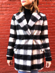 Mackage Checked Coat